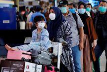 印尼防疫出狠招 不戴口罩被罚躺棺材