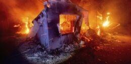 闪电与风:西海岸的火灾是如何变得如此严重