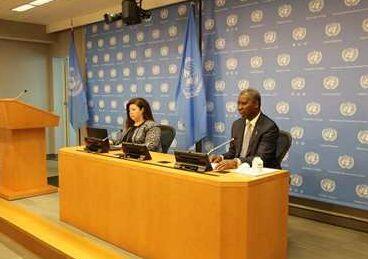 国际英语新闻:UN General Assembly president asks for respect for int'l law