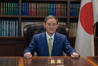 国际英语新闻:Suga elected president of Japan's ruling LDP to succeed Abe