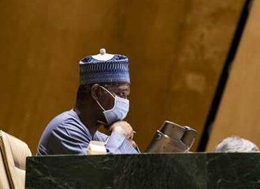 国际英语新闻:UNGA president urges world to galvanize multilateral action as COVID-19 rages