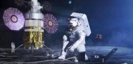 VOA慢速英语:美国航天局发布2024年最新登月计划