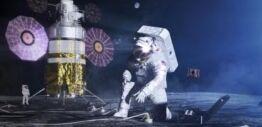VOA慢速英语:人类即将重返月球?八国签署美国为主导的阿尔忒弥斯月球探索协议