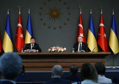 国际英语新闻:Turkey, Ukraine vow to boost cooperation amid COVID-19 pandemic