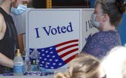 VOA慢速英语:宾夕法尼亚州成为选举安全的战场