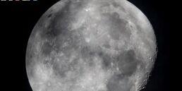 VOA慢速英语:科学家称月球