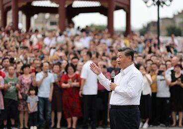国内英语新闻:Xi Focus: Xi inspects southern Chinese city of Shantou