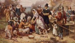 VOA慢速英语:美国学校希望扩大感恩节历史的教学