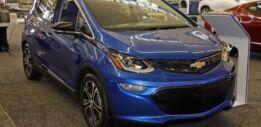 VOA慢速英语:通用汽车新电池降低了电动汽车的成本 并增大了续航范围