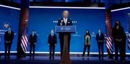 VOA慢速英语:特朗普同意美国总务署向拜登团队进行权力移交