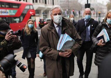 国际英语新闻:UK, EU to resume face-to-face talks in London after negotiator contracts COVID-19