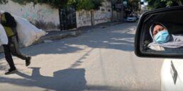 VOA慢速英语:加沙首位女出租车司机上岗