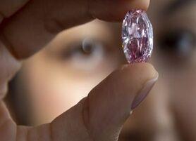 """""""玫瑰之魂""""钻石拍出1.76亿"""