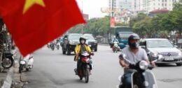 VOA慢速英语:越南报告新增本地新冠病毒感染