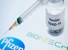 英美即将启动疫苗分配