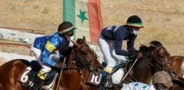年轻的塞内加尔人在法国追逐赛马的梦想