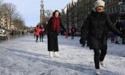 疫情可能会导致荷兰受欢迎的滑冰项目取消