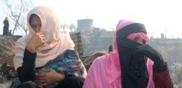 罗兴亚难民营火灾造成15人死亡,400人失踪