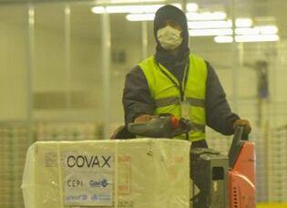 国际英语新闻:Ethiopia receives first 2.2 mln COVID-19 vaccines from COVAX