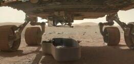 慢速英语:NASA火星直升机Ingenuity成功实现历史性首飞