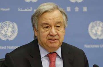 国际英语新闻:UN chief ca