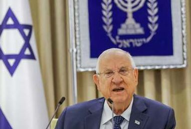 国际英语新闻:Israeli President hold talks to recommend next PM after inconclusive elections