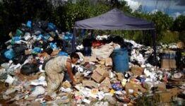随着疫情援助的结束 巴西数百万人又陷入贫困