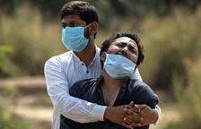 全球新冠肺炎死亡人数破300万