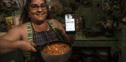 VOA慢速英语:古巴厨师在Facebook上火了