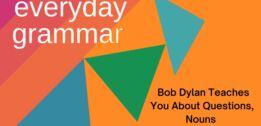 鲍勃・迪伦教你学英语