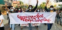 慢速英语:缅甸环球小姐选手发出呼吁