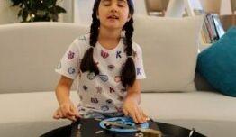 9岁女孩成世界顶级DJ