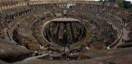 慢速英语:罗马斗兽场得到新的高科技地板